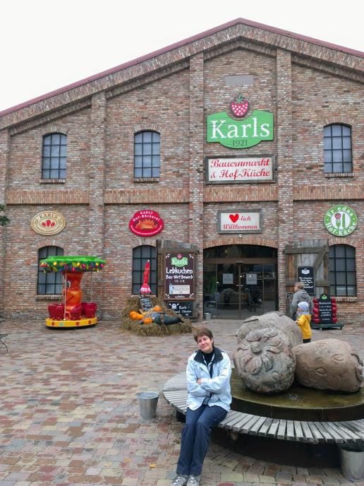 Karls Erdbeerhof Adresse